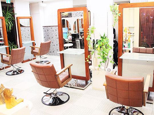 Salon photo